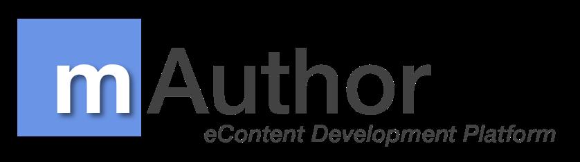 mAuthor-Logo