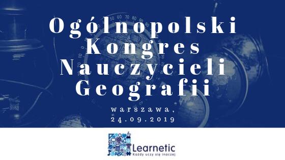 Ogólnopolski Kongres Nauczycieli Geografii